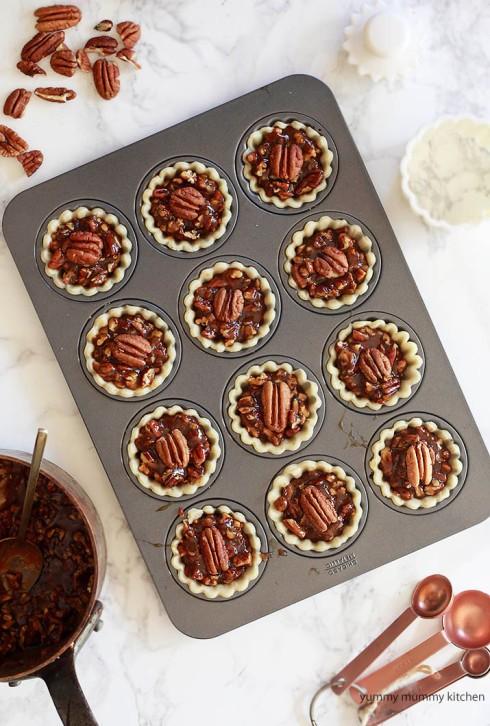 muffin-tin-mini-pecan-pies